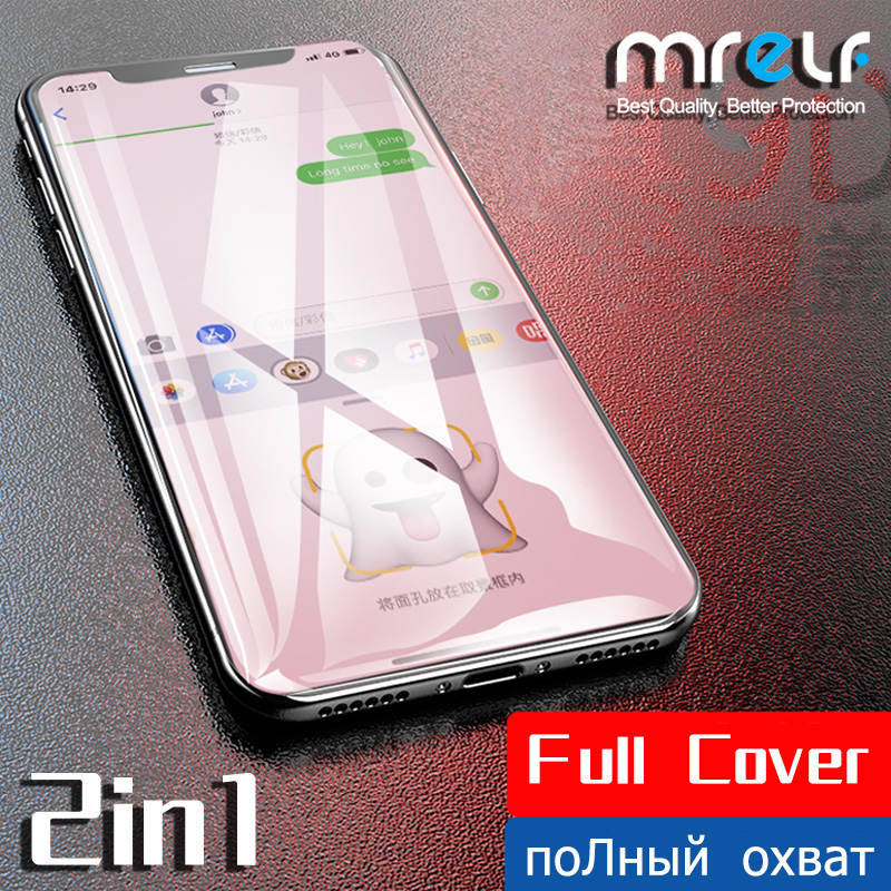 Tempered Protective Glass On The For IPhone 7 11 X XR Screen Protector 8 Plus 6S 6 7 Glass For IPhone 11 Pro Max XS Camera Glass