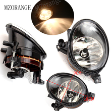 MZORANGE Front Halogen Fog Lamp Fog Light For VW Golf 6 For Jetta 6 Caddy For Touran For Sagitar Bora 2009 2010 2011 2012 2013 цена