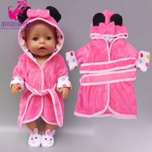 Dress Doll Play-Toys Born Girls Baby Summer for 43cm Shoulder-Strap Headbands Fits 18-Kids