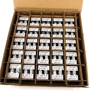 Image 3 - 50 PCS / lot KBPC3510 35A 1000V Diode Bridge Rectifier