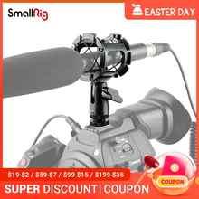 SmallRig-Soporte de micrófono para cámara, montaje de condensador para zapatos y boomass, 1859