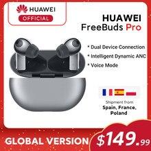 HUAWEI – smartphone Freebuds Pro, Version globale, Qi, Charge sans fil, fonction ANC, pour Mate 40 Pro, P30 Pro, en Stock