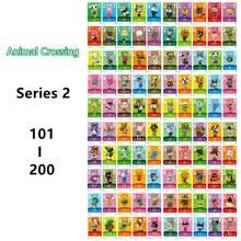 (101 200) Серия 2 100 шт пересечение животных acnh nfc сборные