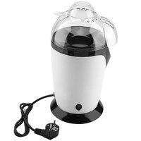 Elektrische Mais Popcorn Maker Diy Haushalts Automatische Mini Hot Air Popcorn  Der Küche Maschine Diy Mais Popper Eu Stecker-in Popcornmaschine aus Haushaltsgeräte bei