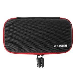 Image 2 - 2019 nuovo X6s borsa per vaporizzatore portatile strumento per vapore tasca per vapore custodia per sigaretta elettronica accessorio per narghilè