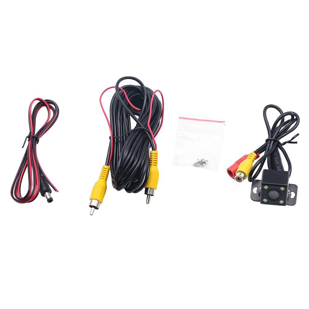 lowest price AZDOME 720P Car Rear View Camera For PG12 Auto Video Recorder Waterproof Vehicle Backup Cameras