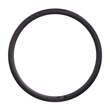 Carbon Wheel 650C 38mm/50mm Clincher 20.5mm Width V brake Rim Full Carbon Fiber Front/Rear Rim for Road Bicycle