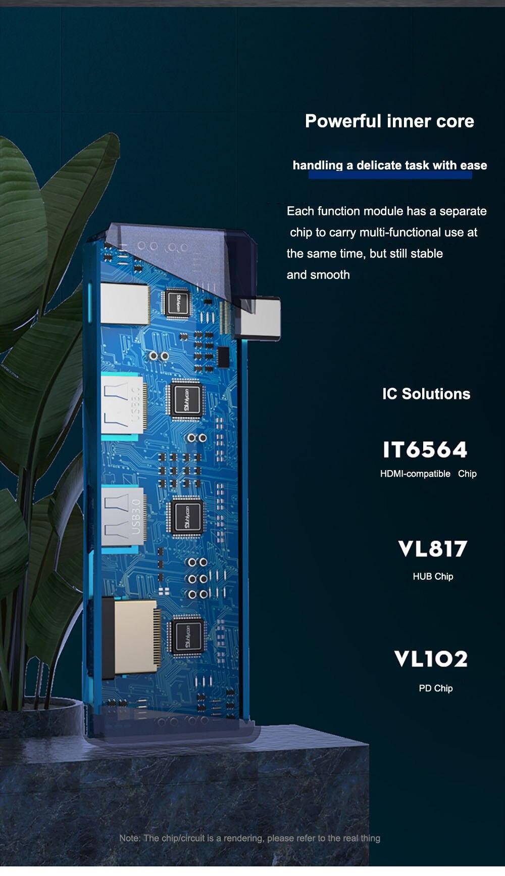 3 usb c pd para macbook pro