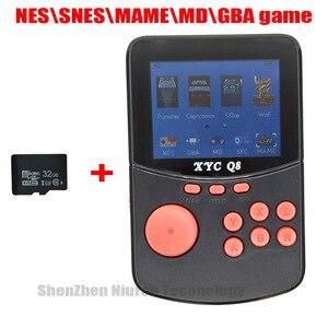 With 512M\32G TF Card Retro Ha
