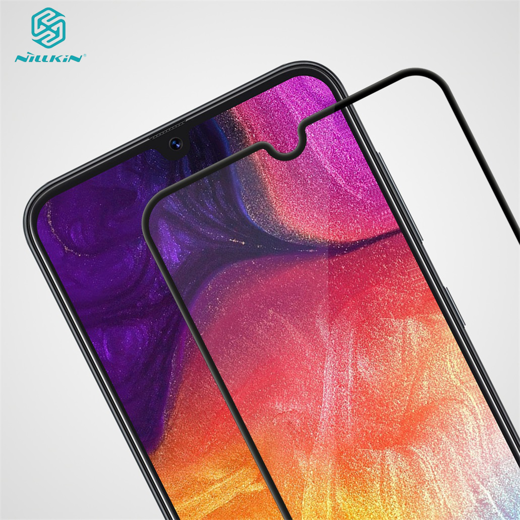 Tempered Glass For Samsung Galaxy A50 A20S A10 A20 A30 A40 M30 Nillkin CP+Pro Anti-Explosion Full Coverage Screen Protector Film