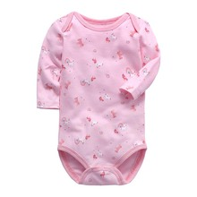 Boy High-Quality Baby Overalls Cotton Long-Sleeved Underwear Tights 0-24-Meters