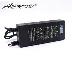 "Image 4 - AERDU 7S 29.4V 3A 24V אספקת חשמל ליתיום סוללות ליתיום batterites מטען AC ממיר מתאם האיחוד האירופי/ארה""ב/AU/בריטניה plug juul"