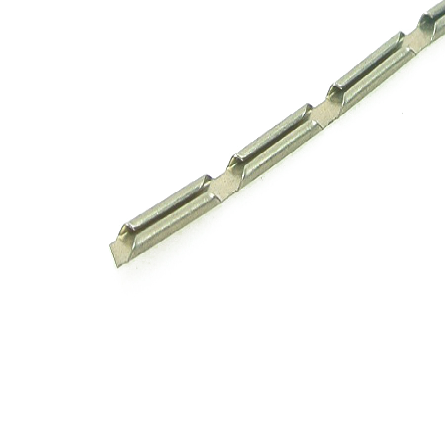 12pcs/Lot N Ratio Train Model Track Metal Link Piece N-scale Universal Conductive Sheet One 6 Knots 1/150