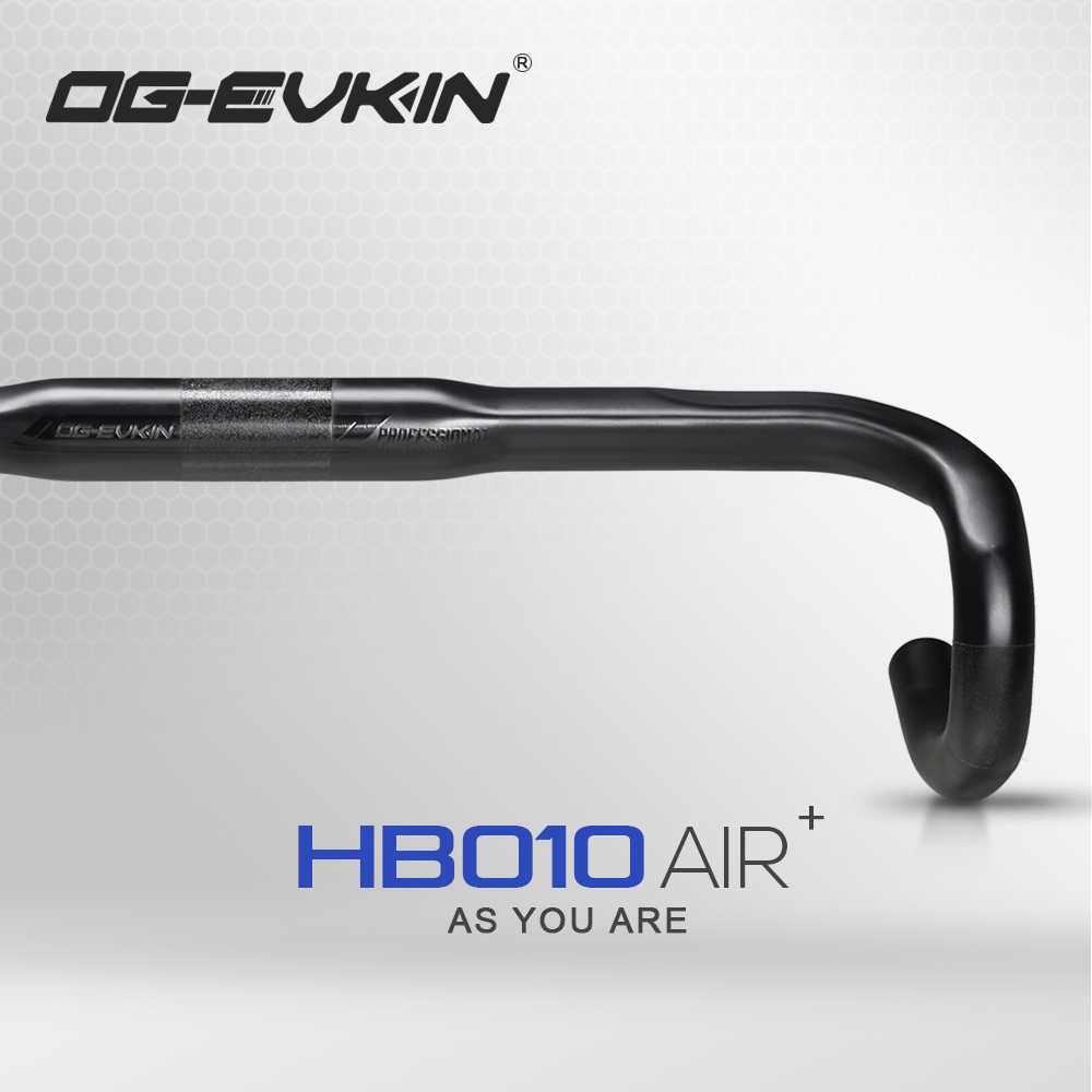 31.8mm Carbon Fiber Handlebar Road Bike Compact Handle Drop Bar 400 420 440 460