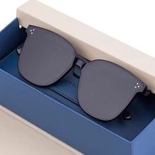 Mann Sonnenbrille Frauen Luxus 2021 Marke Großen Rahmen Frauen Sonne Glasses1 Pc Schwarz Mode Gradienten Weiblichen Brillen Luxus