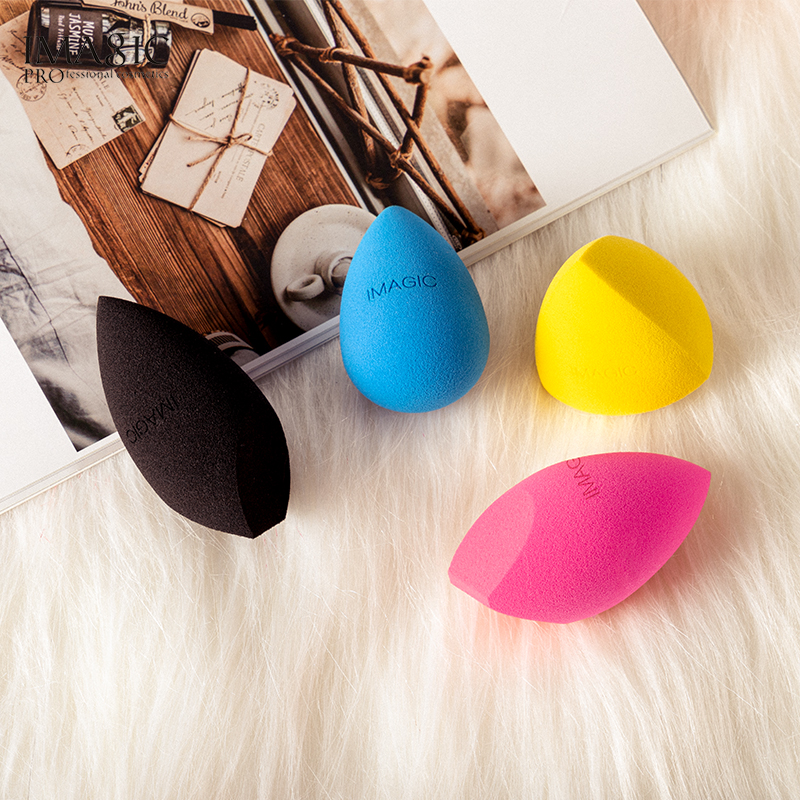 IMAGIC New Make Up Foundation Sponge Soft Mix Beauty  Puff Makeup Cosmetic Powder Soft Makeup Puff