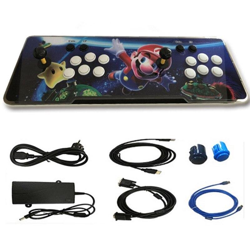 Встроенный 1500 дисплей игровой консоли, компьютерный ТВ рокер, джойстик, игровой контроллер, динамик, двойной mp3 плеер, геймпад, рожка