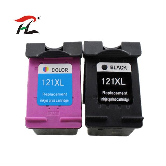 121XL совместимые чернильные картриджи для HP 121 XL для HP 121 Deskjet F4283 F2423 F2483 F2493 F4213 F4275 F4283 F4583 принтер