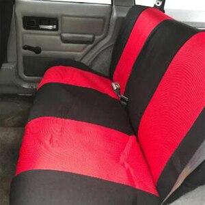 Image 5 - Carnong universel housse de siège de voiture protecteur véhicule automobile mode doux confortable quatre saisons auto siège couverture protecteur