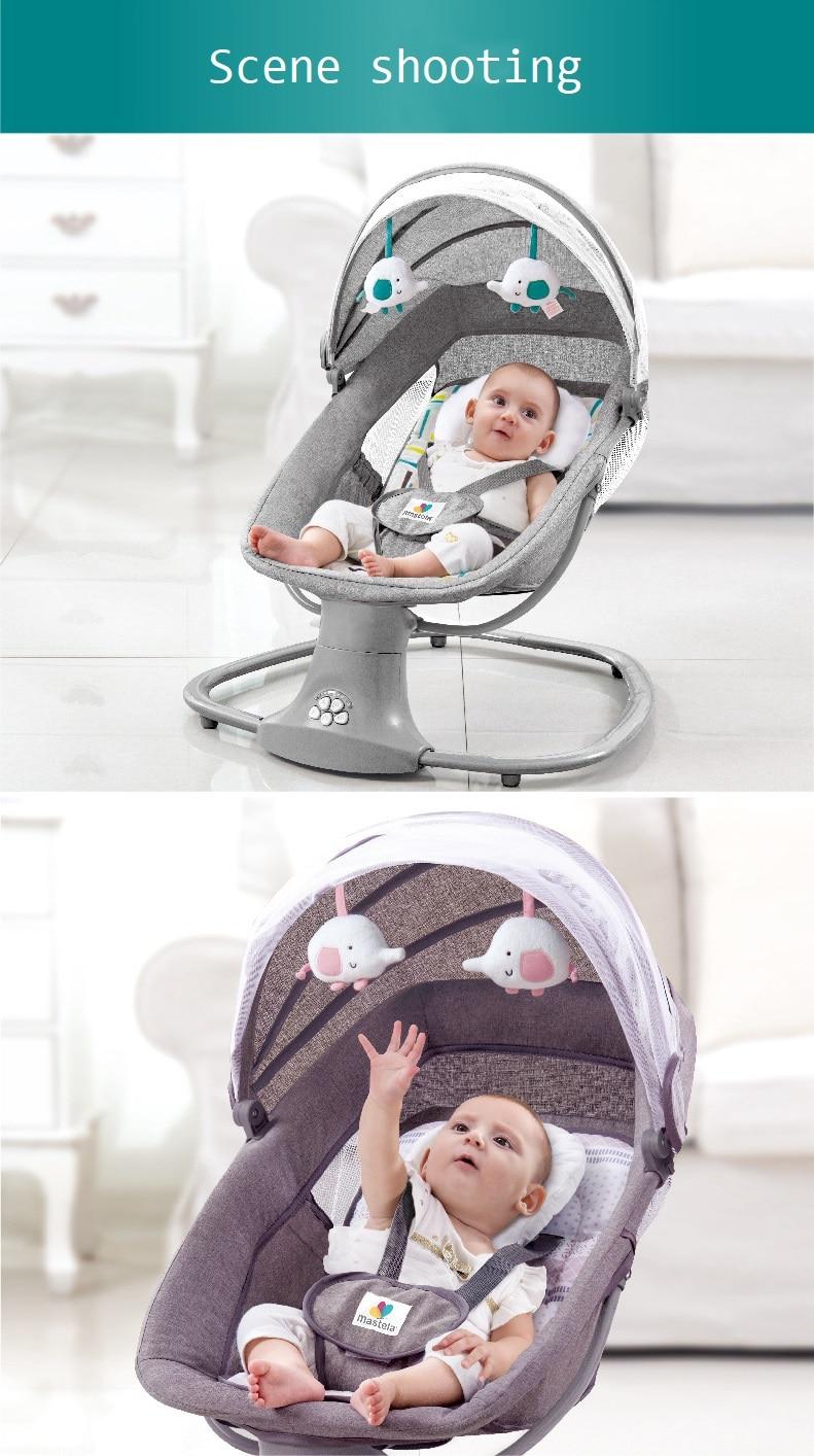 Newborns-Sleeping-Cradle-Bed-Child-comfort-chair-reclining-chair 11