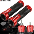 Мотоцикл алюминиевая ручка ручки Торцевая крышка Крышка для Vespa LT LX GT GTS GTV60 125 150 200 250 300 300ie аксессуары