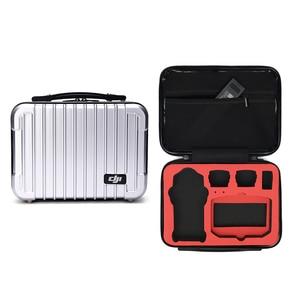 Image 5 - DJI Mavic Air 2 Drone Hard Shell Portable Travel Bag Carrying Case Parts Accessories Waterproof Storage Bag Large Capacity