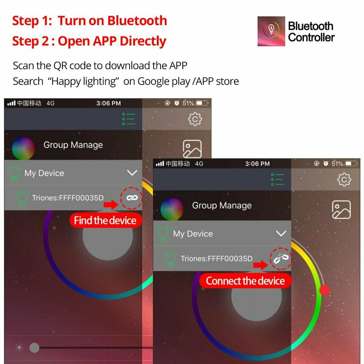 Smart Rgb Bluetooth Music Timer Suitable Dc Led Controller For 5v 12v 24v 5050 Rgb Light Strip Multicolor Changing Tv Backlight Rgb Controlers Aliexpress