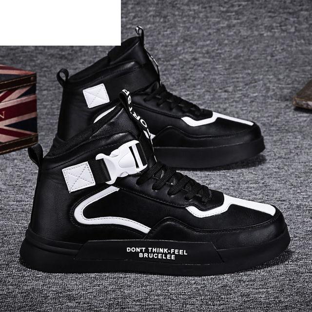 Messi-zapatos de alta calidad para hombre, zapatillas de Skateboarding al aire libre, informales, color negro, rojo, primavera y otoño, 2021 5
