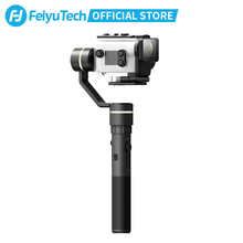 FeiyuTech G5GS Action Camera Gimbal Splash Proof  Handle Stabilizer Unlimited Tilting Angle for Sony X3000 X3000R AS50 AS50R