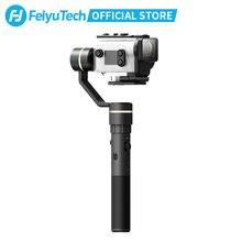 Экшн камера feiyutech g5gs шарнирный стабилизатор с защитой