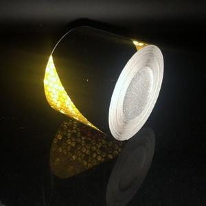 Image 5 - 3Mเทปสะท้อนแสงสติกเกอร์จักรยานสะท้อนแสงหมวกกันน็อกกรอบปลอดภัยสำหรับจักรยาน