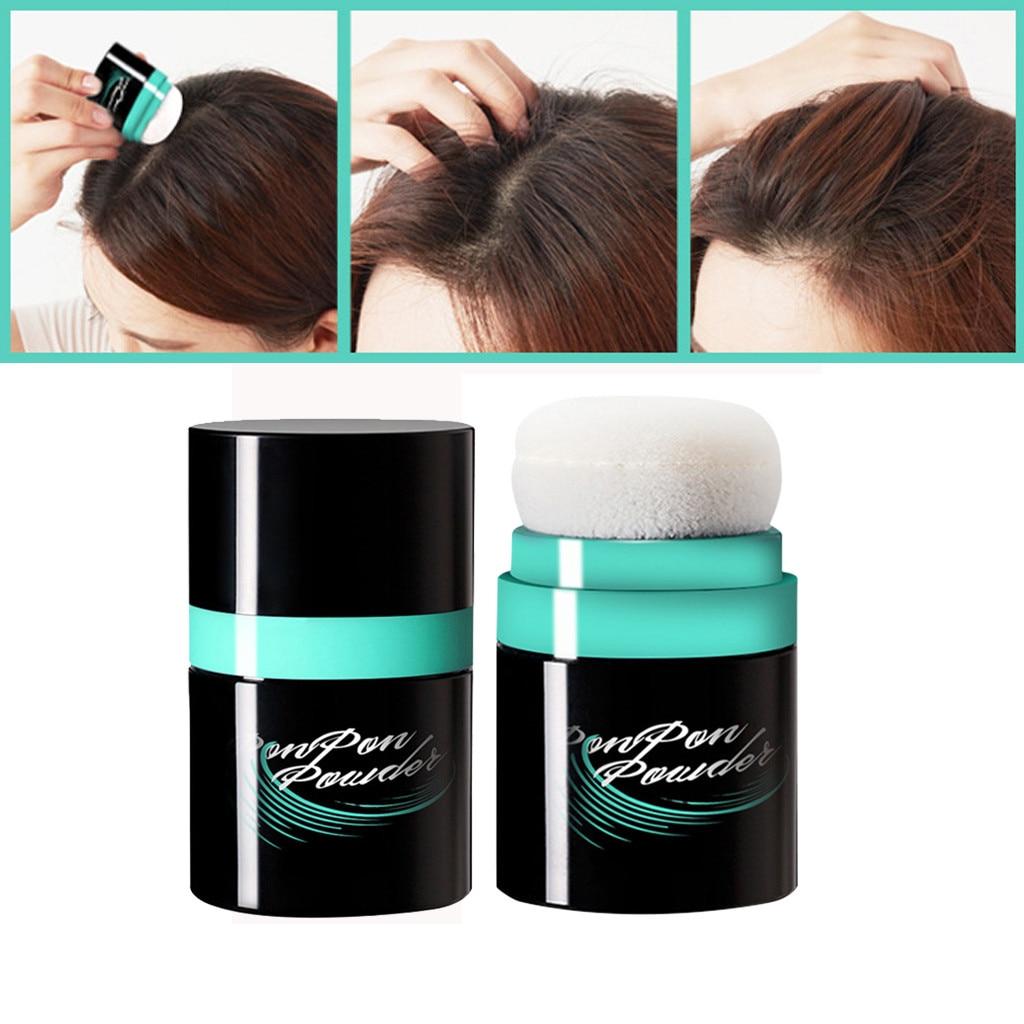 Hair Fluffy Powder Anti Grease Volumizing Powder Hair Powder Wash-free Safe And Non-toxic Dry Powder Oil-control #Zer