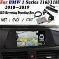Für BMW 1 Series (F20) 116i/118i 2010 ~ 2019 interface adapter Display Verbessern Vorne Hinten Kamera Backup Parkplatz kamera Decoder-in Fahrzeugkamera aus Kraftfahrzeuge und Motorräder bei