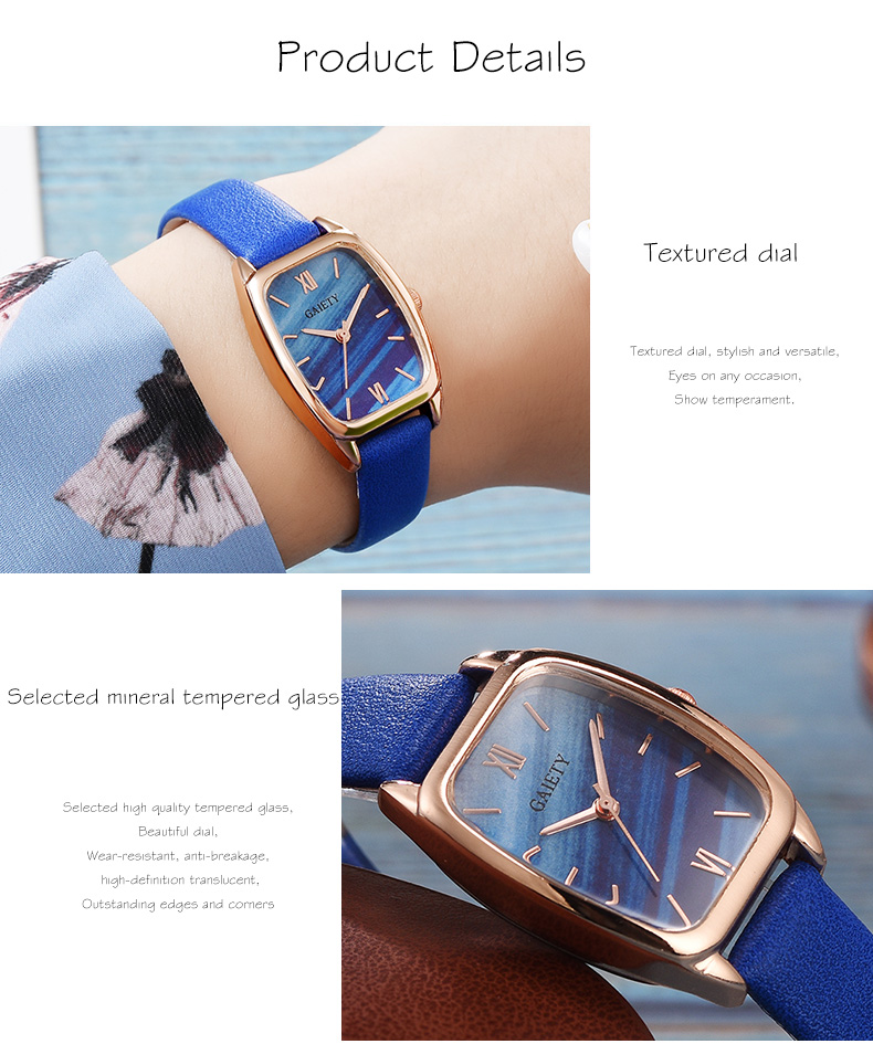Exquisite small simple women dress watches retro leather female clock Top brand women's fashion mini design wristwatches clock Hd045ae186337491ebb3136b33b7061d5s