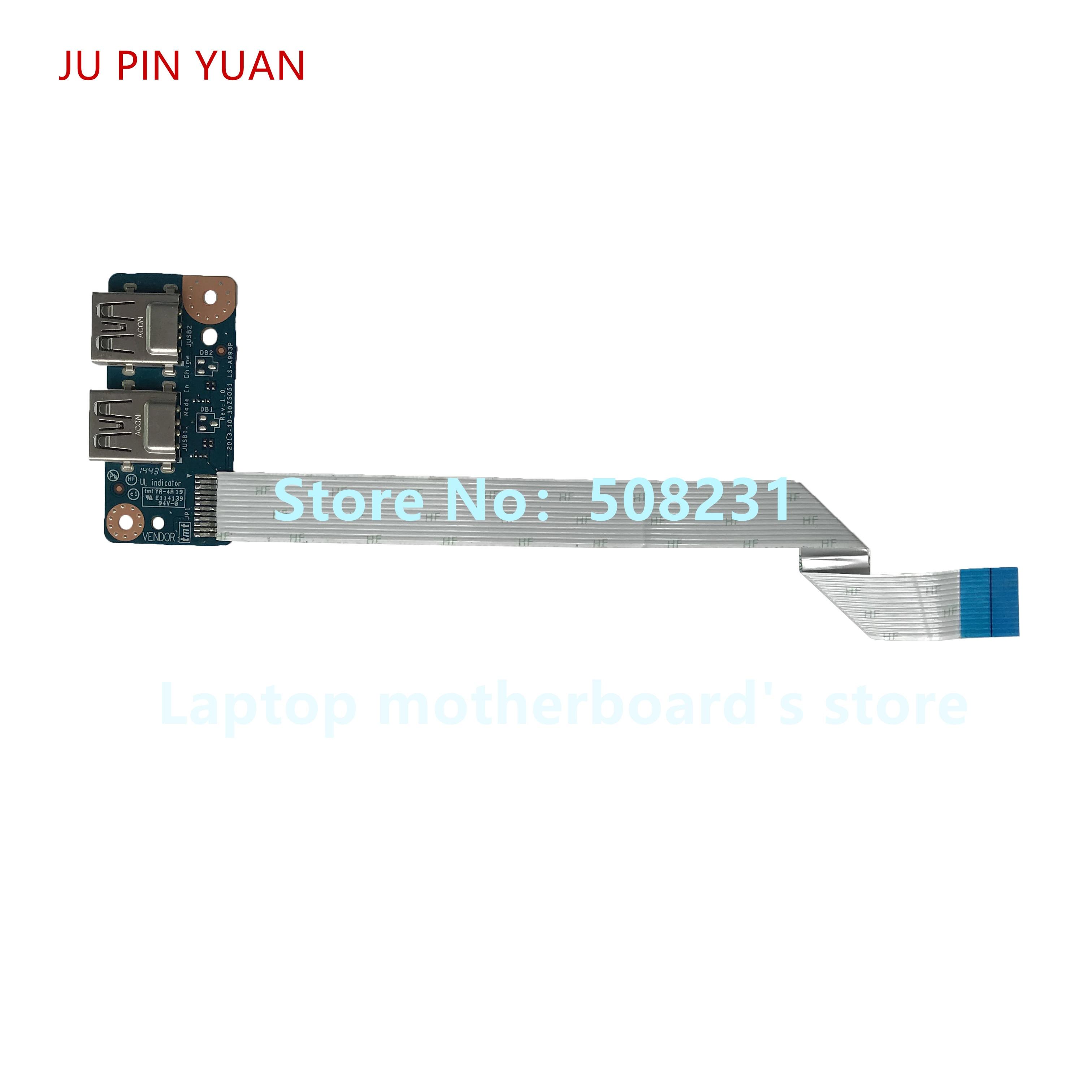 LS-A993P 455MKK32L01 Board For HP 15-G 15-R 15-S USB Board