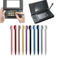 Lápiz táctil de pantalla para NDSL 3DS XL NDS DS Lite DSL, plástico, 10 Uds., venta al por mayor