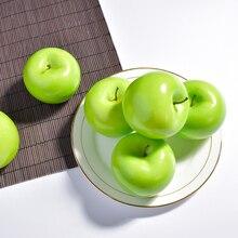 Реалистичные искусственные пластиковые украшения для фруктов, искусственные пенные фрукты для свадебной вечеринки