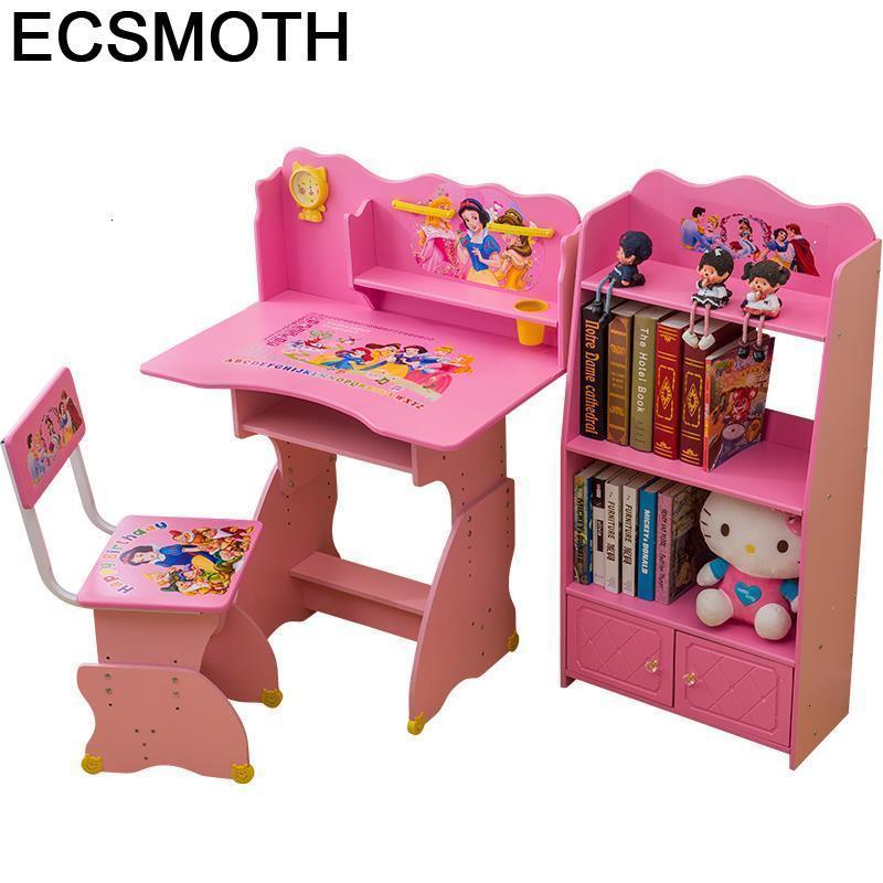 Mesinha Scrivania Bambini Kindertisch Toddler Pour Y Silla Adjustable Bureau Enfant Mesa Infantil Kinder Study Table For Kids