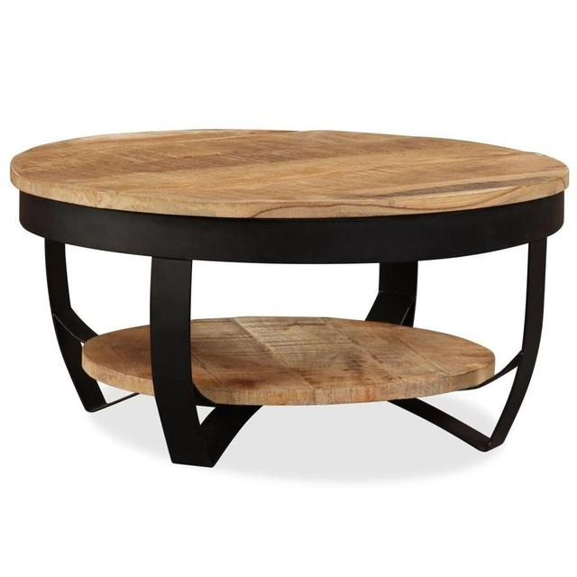 Industrial Coffee Side Table  3