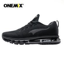 ONEMIX – chaussures de course légères pour hommes et femmes, baskets en maille douce et respirante, semelle déodorante, chaussures d'extérieur, d'athlétisme, de marche et de Jogging, 2021