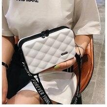 цена на Women Handbag 2020 New Small Square Bag Ladies Shoulder Bag Women Brand Clutch Bag Tote Bags for Women box bag bolsa feminina