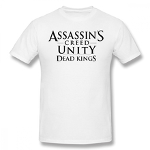 Assassins Creed Casual O-Neck Mens Basic Short Sleeve T-Shirt 100% Cotton Tee Shirt Printed