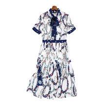 Женские Платья с цветочным принтом лето 2020 модное повседневное