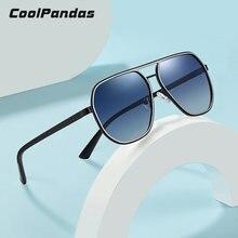 Coolpandas новинка 2021 тренд мужские солнцезащитные очки поляризационные