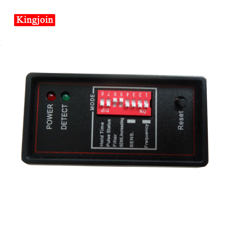 KINGJOIN 5PCS Per Lot AC220V Ground Sensors Traffic Inductive Loop Vehicle Detector Signal Control