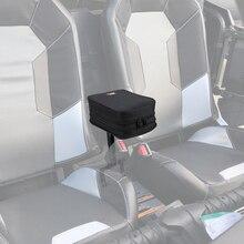 KEMIMOTO UTV Armrest Safe Console Center Storage Bag for Polaris RZR 900 S 1000 S XP 1000 Turbo 2014 2015 2016 2017 2018 2019