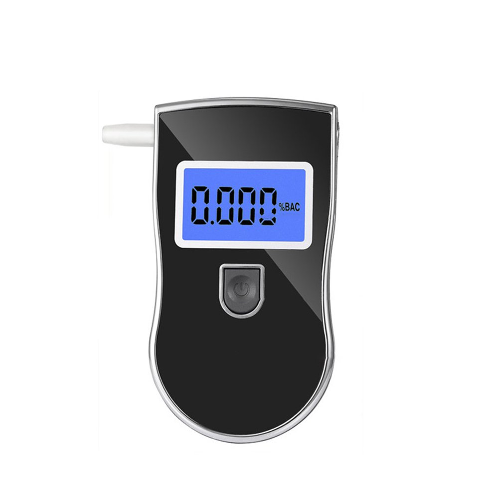 Breathalyser Professional Electronic Police Alcohol Tester AT818 Greenwon