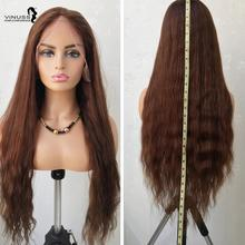 цены Free shipping cheap 26 inch long hair 13x3 Lace Frontal Wig 150% high density Brazilian Remy Human Hair lace front Wig For Women