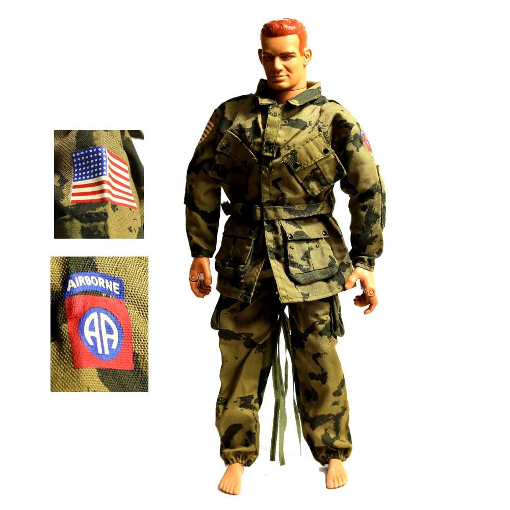 "Ultimate Soldier US Air Force desert uniform accessory lot GI Joe 21st 12/"" 1//6"