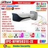Dahua Ip Camera Poe 8MP IPC-HFW5831E-ZE 2.7 ~ 12 Mm Gemotoriseerde Lens IR50M 1/1 Alarm Micro Sd Slot Tot 128G IP67, IK10 Ivs